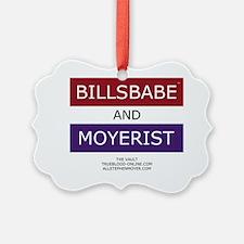 billsbabe-moyerist2 Ornament