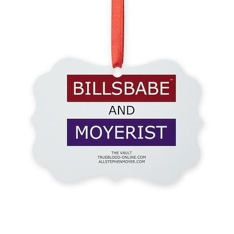 billsbabe-moyerist2 Picture Ornament