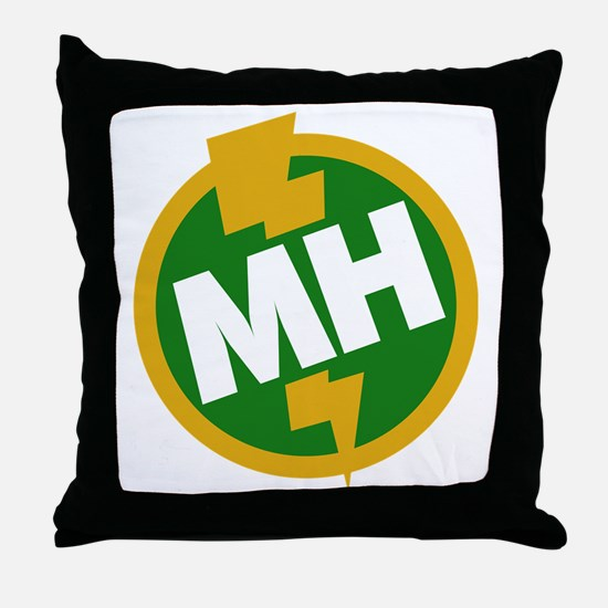 Maid of Honor Throw Pillow