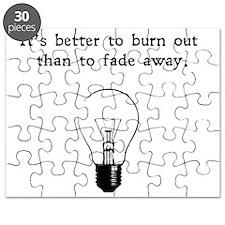 burnout blk Puzzle