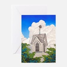The Winds of Change Greeting Card