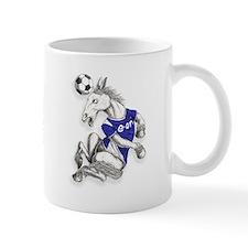 Ipswich Football Horse Mug