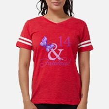 Fabulous 14th Birthday For Girls T-Shirt