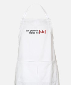 Now THAT's a funny BBQ Apron