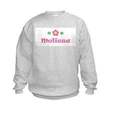 "Pink Daisy - ""Melissa"" Sweatshirt"