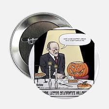"""Hannibals Halloween Final 2.25"""" Button"""