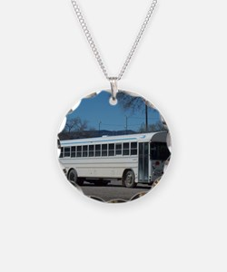 Area 51 Worker Bus Necklace