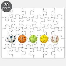 Tea Bagger Balls Blk Puzzle