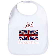 God Save the UK! Bib