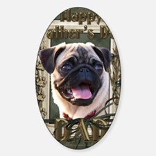 Stone_Paws_Pug_Dad Decal