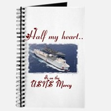USNS Mercy 1 Journal
