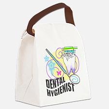 Dental Hygienst Gifts 5 Canvas Lunch Bag