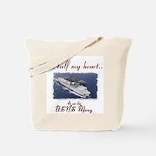 USNS Mercy 1 Tote Bag