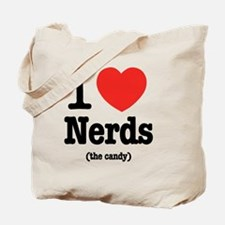 i_love_nerds Tote Bag