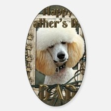 Stone_Paws_Poodle_Apricot_Dad Decal