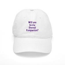 Be My Eternal Companion? purp Cap