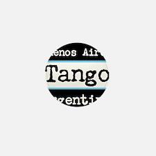 Tango Buenos Aires Argentina Mini Button