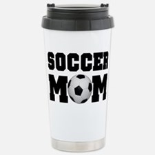 Cute Soccer mom Travel Mug