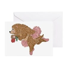 Bears Dance Greeting Cards