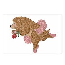 Bears Dance Postcards (Package of 8)