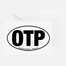 OTP Greeting Cards (Pk of 10)