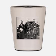 Mitchell Brothers Shot Glass