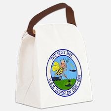 bordelon ddr patch Canvas Lunch Bag