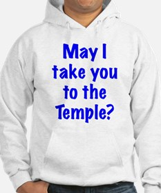 To the Temple? Hoodie