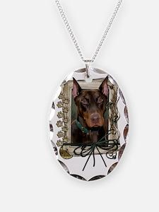 Stone_Paws_Doberman Necklace