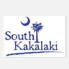kakblue Postcards (Package of 8)