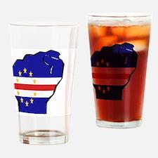 flagfist Drinking Glass
