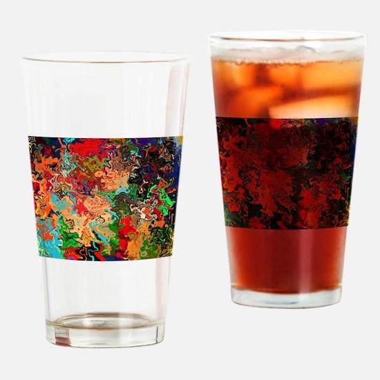 Beautiful Vomit Drinking Glass
