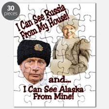 Putin and Palin Puzzle
