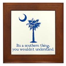 Southerntree Framed Tile