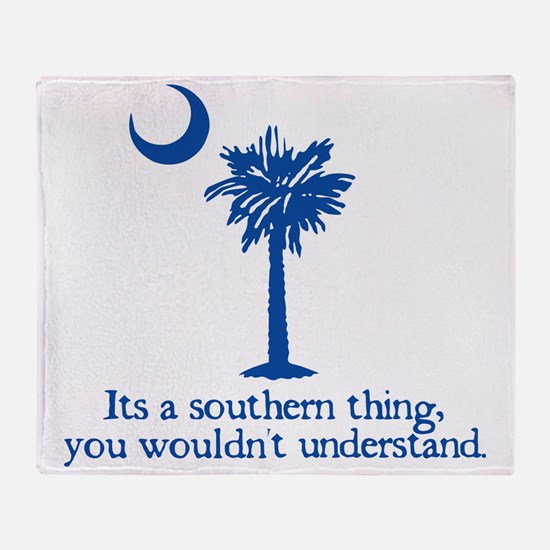 Southerntree Throw Blanket