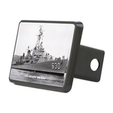 braine large framed print Hitch Cover