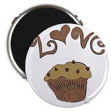 Love Muffin Magnet