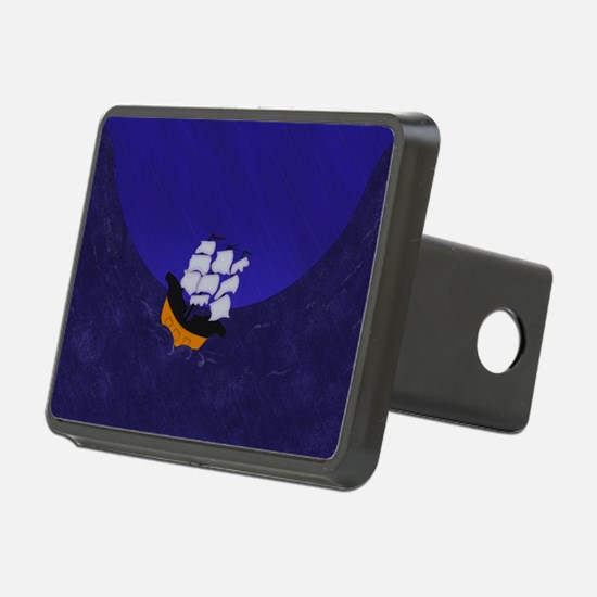 The Tempest 5 X 4 Hitch Cover