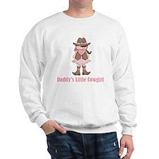 Daddys Lil Cowgirl Sweatshirt