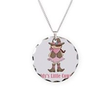 Daddys Lil Cowgirl Necklace