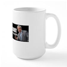 Blame Everything On Bush Mug
