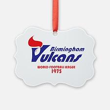 Birmingham Vulcans Ornament