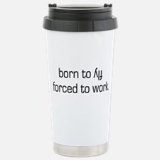 Born To Fly Inverted Mugs