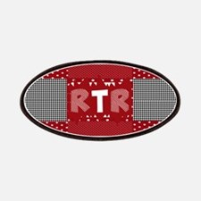 RTR houndstooth Patches