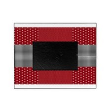 RTR houndstooth Picture Frame