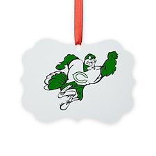 Cuero Gobblers 3 Ornament