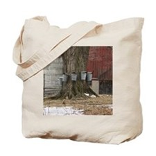 Maple Sap Time Tote Bag