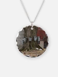 Maple Sap Time Necklace