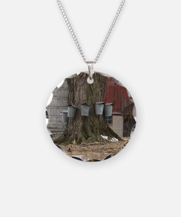 Maple Sap Time Necklace
