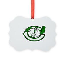 Cuero Gobblers Ornament